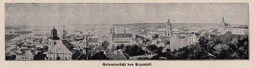 The Polish city of Przemyśl 1914