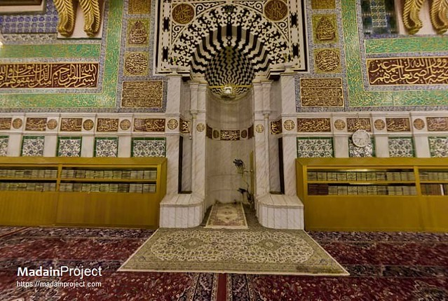 4231 15 Most Sacred and Historic Places within Masjid al Nabawi (15)