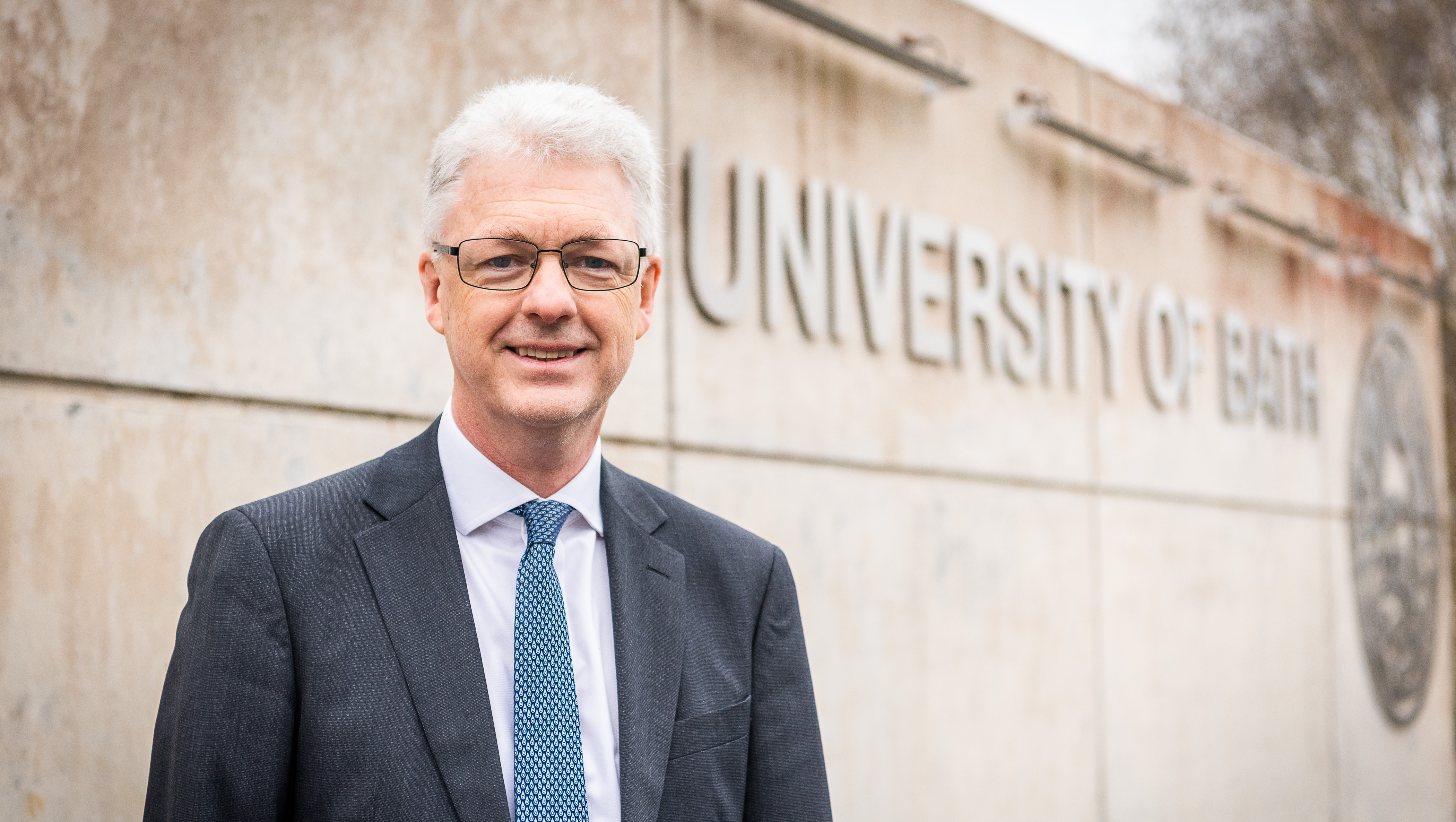 Professor Ian White, Vice-Chancellor and President