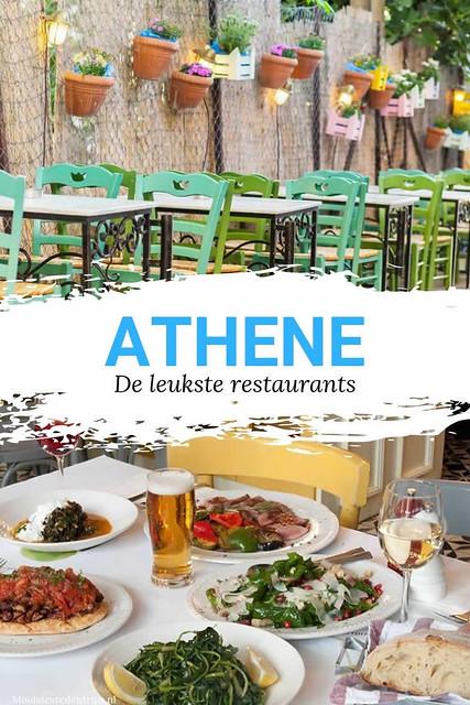 De leukste restaurants in Athene, bekijk de tips | Mooistestedentrips.nl