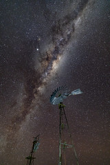 Milky Way in Cooma