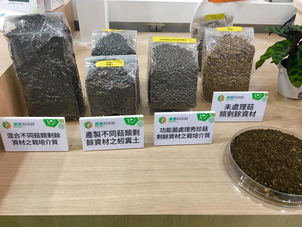 貓奴福音 菇菇廢棄物變貓砂