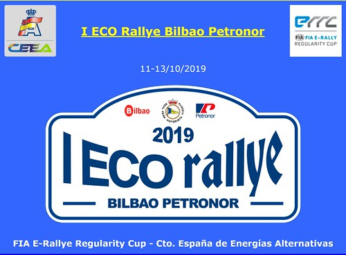 I ECO Rallye Bilbao Petronor