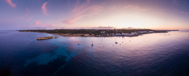 Menorca Sunrise - Explored