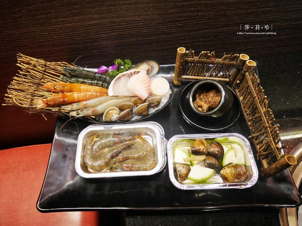 台北火鍋燒烤海鮮吃到飽小蒙牛新莊店
