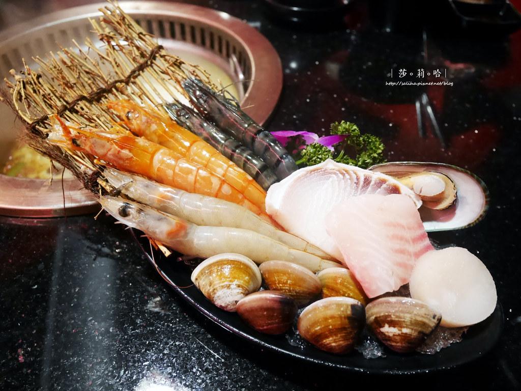 台北火鍋燒烤吃到飽小蒙牛新莊店聚餐餐廳推薦啤酒喝到飽 (5)