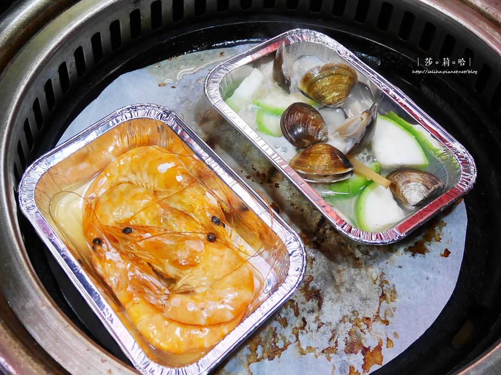 台北火鍋燒烤吃到飽小蒙牛新莊店 (19)