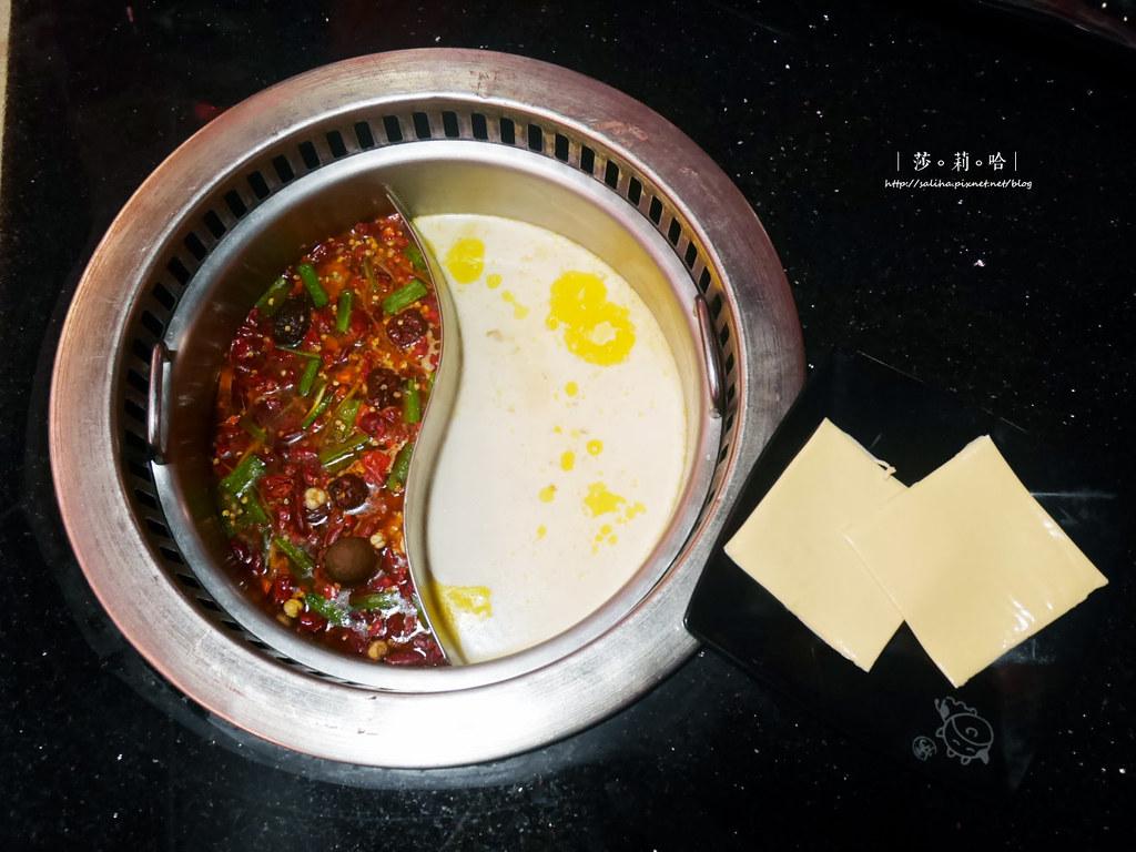 台北火鍋燒烤吃到飽小蒙牛新莊店聚餐餐廳推薦啤酒喝到飽 (2)