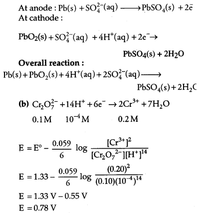CBSE Previous Year Question Papers Class 12 Chemistry 2011 Outside Delhi Set I Q28.2