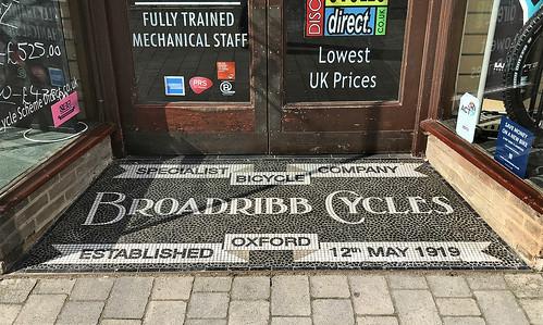Broadribb Cycles, Sheep Street, Bicester - 19 Aug 2019