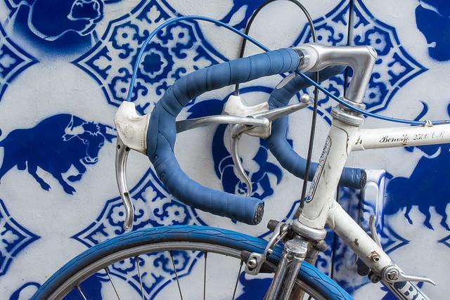 Bike in Delft