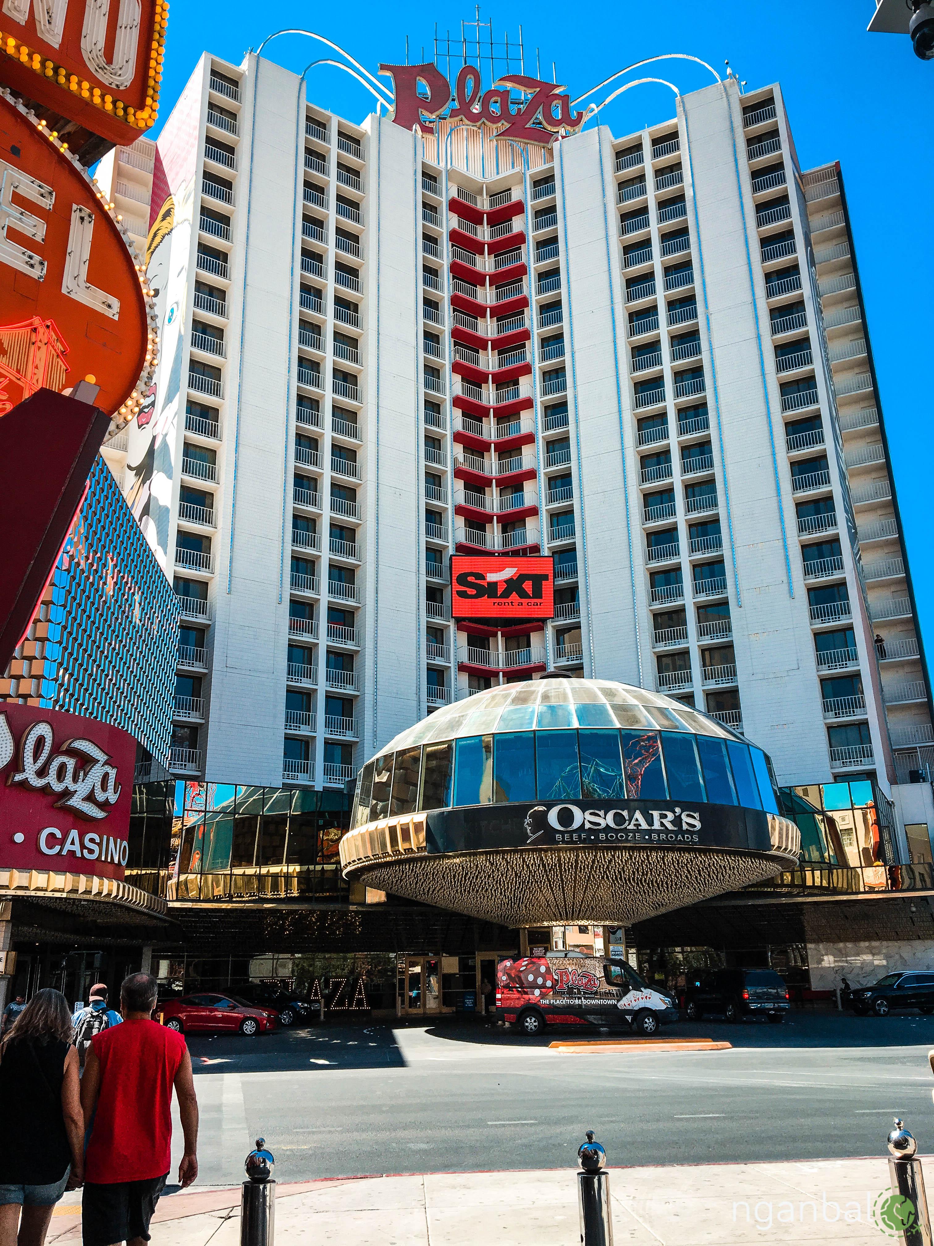 du lịch Las Vegas