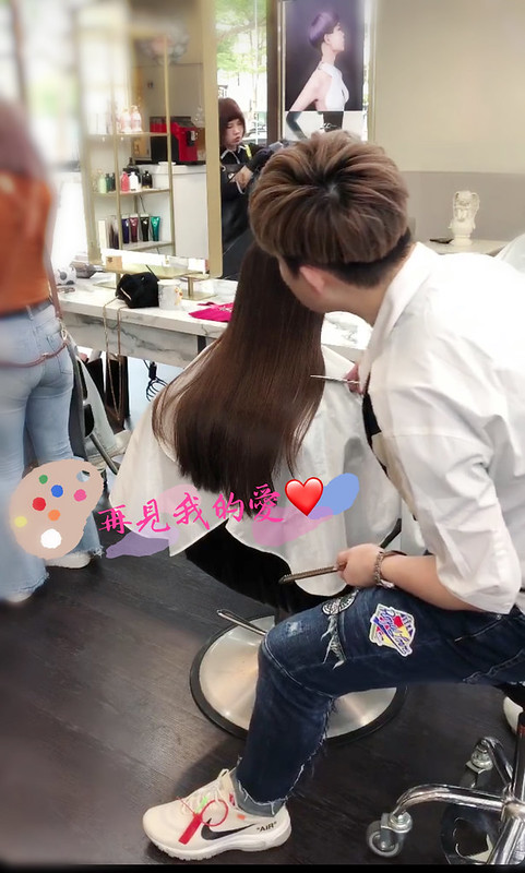 2019.8夏日變髮