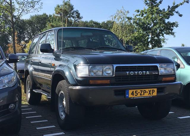 '1982' Toyota Land Cruiser Customwagon TD