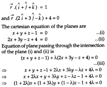 CBSE Previous Year Question Papers Class 12 Maths 2011 Outside Delhi 99
