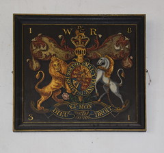 William IV royal arms 1831