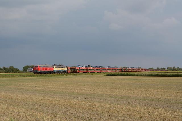 Railsystems RP 218 466 Klanxbüll