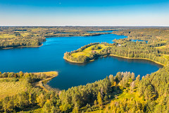 Lake | Lithuania aerial