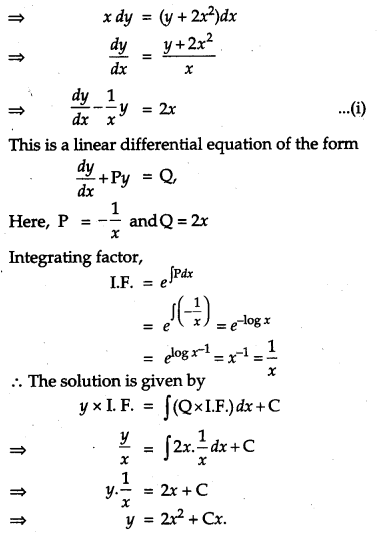 CBSE Previous Year Question Papers Class 12 Maths 2011 Outside Delhi 96