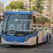 AVANZA by MOBILITY ADO levante bus 0941 9838 JHY seen near Levante beach in Benidorm