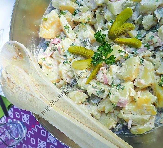 Salade de pommes de terre / Potato Salad