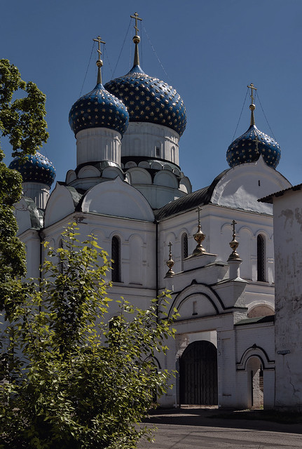Epiphany Cathedral in Uglich