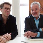 Jan Wagner & Robin Robertson | © Pako Mera