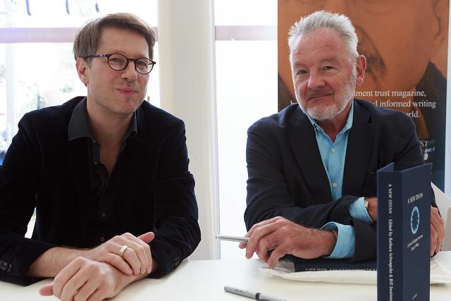 Jan Wagner & Robin Robertson