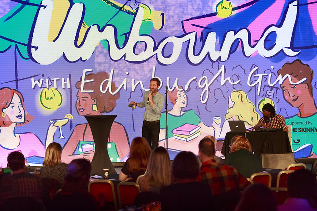 Unbound with Edinburgh Gin: The R.A.P Party
