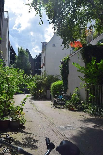 Amsterdam  --  Kleersloot