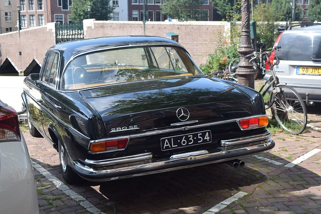 Mercedes-Benz 280 SE Coupé Automatic 1969