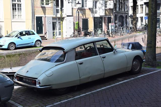 Citroën DS Super 1973