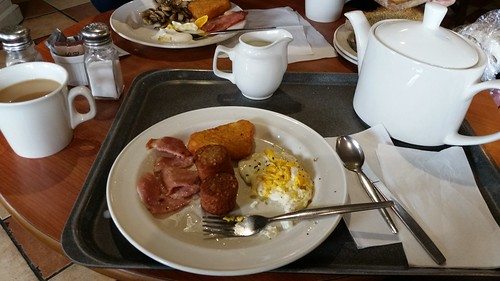 Breakfast at Bray