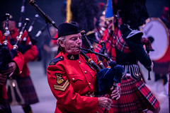 RCMP Pipes and Drums