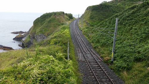 Railway from Bray