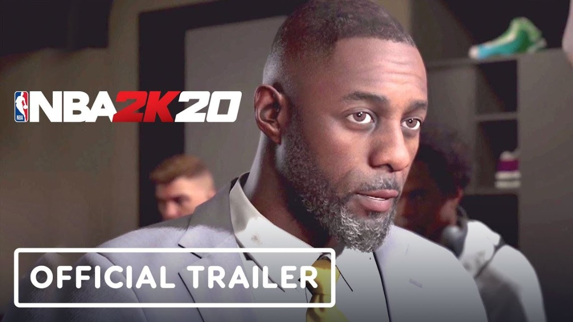 NBA 2K20 MyCareer trailer