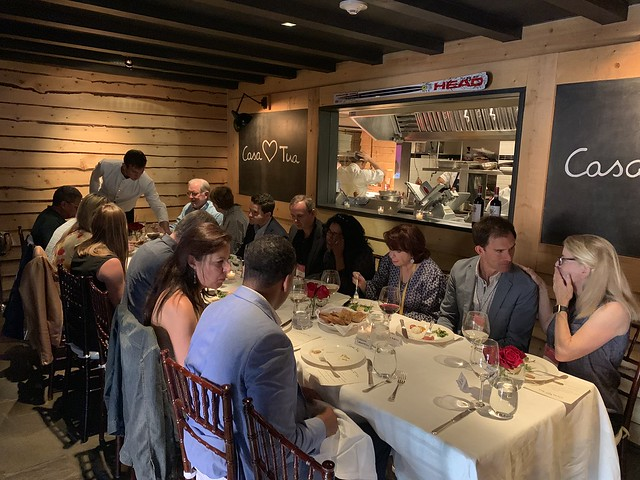 AIF Community Table Dinner 6/27/19