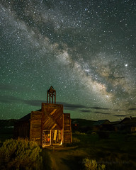 June Milky Way & Bodie Firehouse