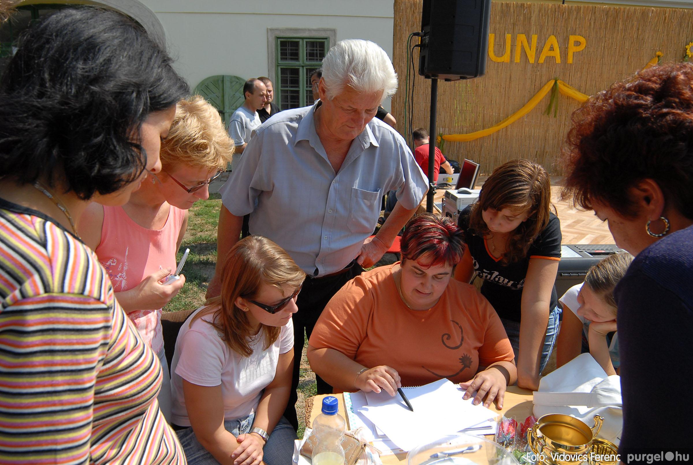 2007.08.18. 0194 Szegvári falunapok 2007. - 2. nap - Fotó:VIDOVICS FERENC© DSC_5662.jpg