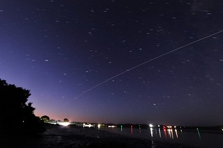 ISS over Oyster Harbour.
