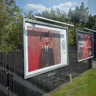 Peaky Blinders Fan Art - Moseley Road, Balsall Heath