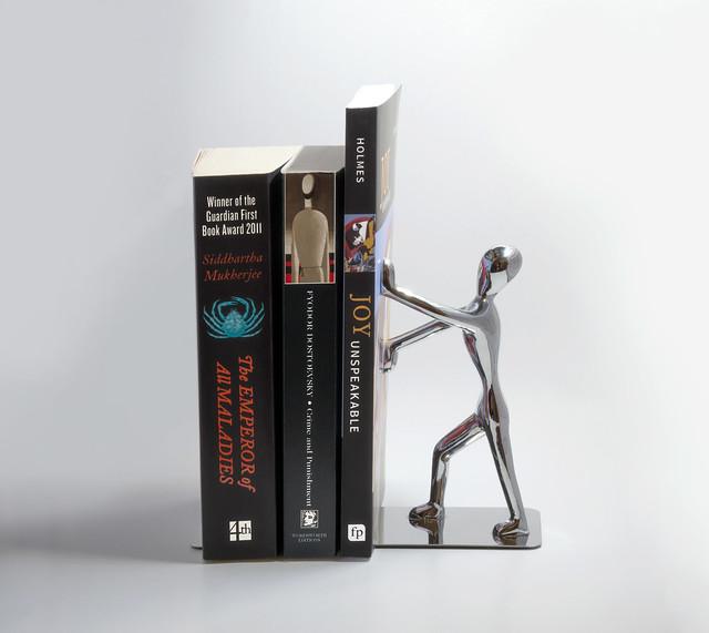 Books & Book End