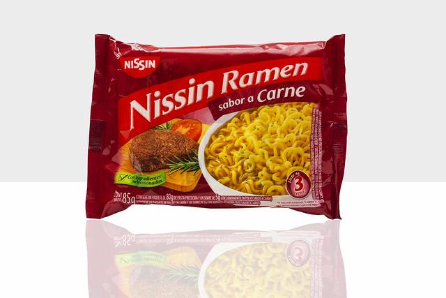 Nissin Ramen Carne (Meat)