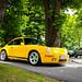 Porsche 911 Carerra 3.2 RUF CTR Yellowbird by Raphaël Belly Photography