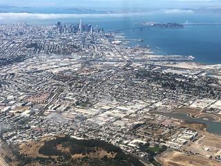 San Francisco, Toward Downtown