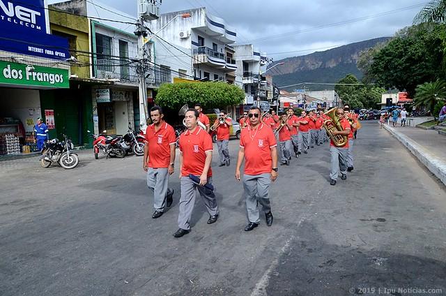 Ipu 179 anos (Desfile Cívico)