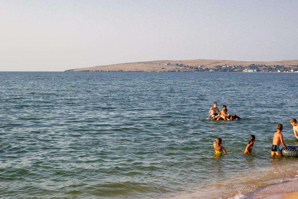Крым - полуостров с характером. Евпатория + ЮБК. Август 2019, с семьей на авто.