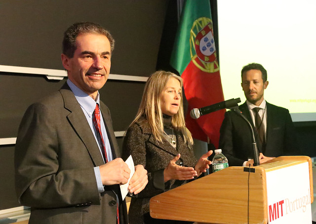 Call for Proposals Announcement with Minister Heitor