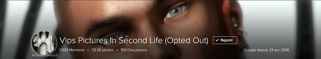 Thank Vips Pictures In Second Life (Opted Out)  For the cover