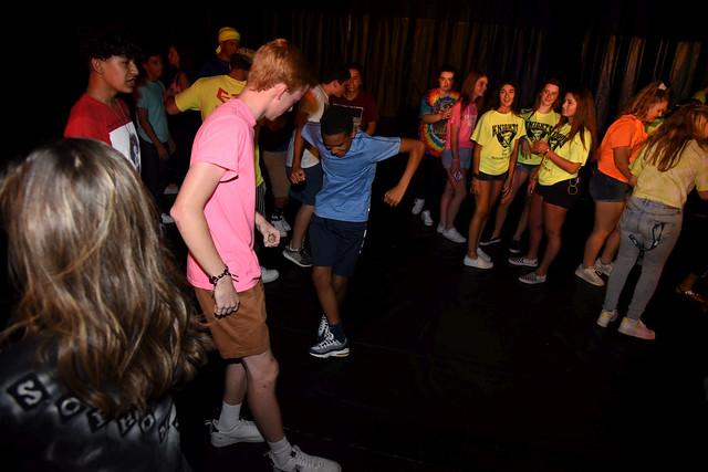 ICCP 2019 Back-to-School Dance